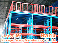 Nanjing Orbit Storage Racking Manufacture Co., Ltd.