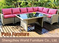 Shengzhou World Furniture Co., Ltd.