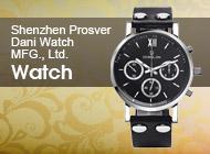 Shenzhen Prosver Dani Watch MFG., Ltd.