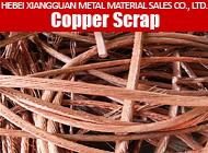 HEBEI XIANGGUAN METAL MATERIAL SALES CO., LTD.
