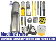 Dongguan Luckyear Precision Mold Parts Co., Ltd.
