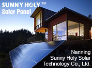Nanning Sunny Holy Solar Technology Co., Ltd.