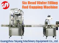 Guangzhou Taiyang Machinery Equipment Co., Ltd.