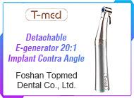Foshan Topmed Dental Co., Ltd.
