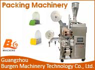 Guangzhou Burgen Machinery Technology Co., Ltd.