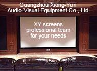 Guangzhou Xiong-Yun Audio-Visual Equipment Co., Ltd.