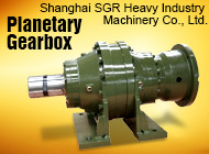 Shanghai SGR Heavy Industry Machinery Co., Ltd.