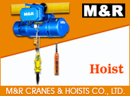 M&R CRANES & HOISTS CO., LTD.