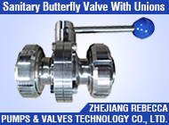 ZHEJIANG REBECCA PUMPS & VALVES TECHNOLOGY CO., LTD.