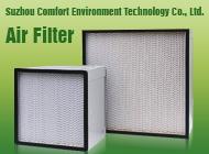 Suzhou Comfort Environment Technology Co., Ltd.