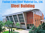 Foshan Lixin Steel Material Co., Ltd.