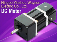 Ningbo Yinzhou Wayson Electric Co., Ltd.