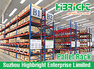 Suzhou Highbright Enterprise Limited