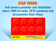 Shanghai Star Trend Enterprise Co., Ltd.
