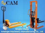 Ningbo Chang Antelope Machinery Manufacturing Co., Ltd.