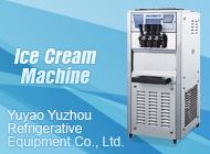 Yuyao Yuzhou Refrigerative Equipment Co., Ltd.