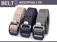 AKSOPHIA LTD.
