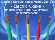 Luoyang Da Yuan Cable Factory Co., Ltd.