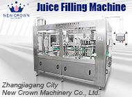 Zhangjiagang City New Crown Machinery Co., Ltd.