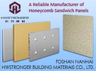 FOSHAN NANHAI HWSTRONGER BUILDING MATERIAlS CO., LTD.