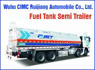 Wuhu CIMC Ruijiang Automobile Co., Ltd.