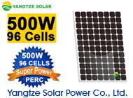 Yangtze Solar Power Co., Ltd.