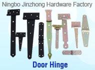 Ningbo Jinzhong Hardware Factory