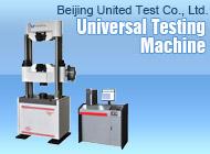 Beijing United Test Co., Ltd.
