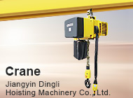 Jiangyin Dingli Hoisting Machinery Co., Ltd.