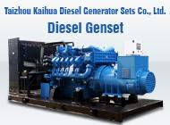 Taizhou Kaihua Diesel Generator Sets Co., Ltd.