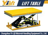 Changzhou Yi-Lift Material Handling Equipment Co., Ltd.