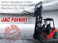 Anhui Jianghuai-Yinlian Heavy-Duty Construction Machine Co., Ltd.