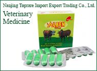 Nanjing Toprare Import Export Trading Co., Ltd.