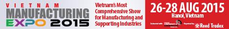 VIETNAM MANUFACTURING EXPO 2015