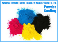 Yangzhou Senyida Coating Equipment Manufacturing Co., Ltd.