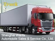 Shanghai Wanfa Automobile Sales & Service Co., Ltd.