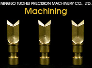 NINGBO TUOHUI PRECISION MACHINERY CO., LTD.