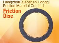 Hangzhou Xiaoshan Hongqi Friction Material Co., Ltd.