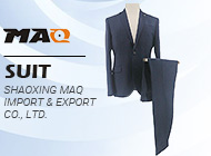 SHAOXING MAQ IMPORT & EXPORT CO., LTD.