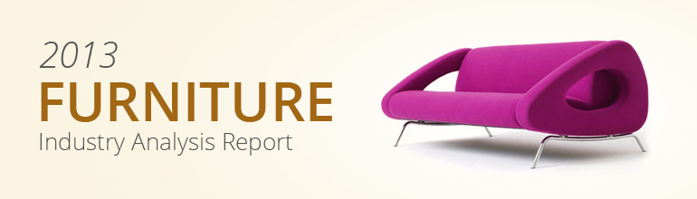2013 Furniture Industry Analysis Report