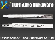 Foshan Shunde H and C Hardware Co., Ltd.