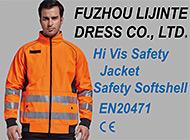FUZHOU LIJINTE DRESS CO., LTD.