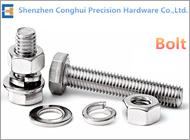 Shenzhen Conghui Precision Hardware Co., Ltd.