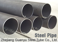 Zhejiang Guanyu Steel Tube Co., Ltd.