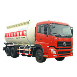 T-Lifting Shaped Dry Powder Property Truck
