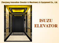 Zhenjiang Innovation Elevator & Machinery & Equipment Co., Ltd.