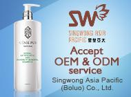 Singwong Asia Pacific (Boluo) Co., Ltd.