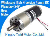 Ningbo Twirl Motor Co., Ltd.