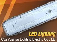 Cixi Yuanpu Lighting Electric Co., Ltd.