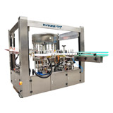 Automatischer Drehaufkleber-Etikettiermaschine